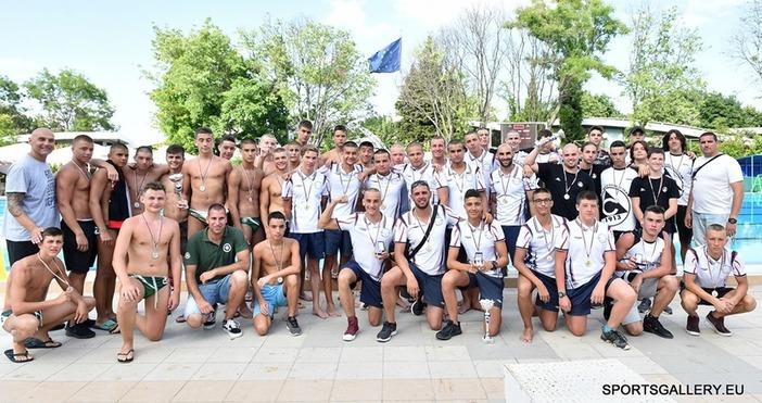 Снимка: Sportsgallery.euВ най-успешния си сезон КПС Варна спечели за първи