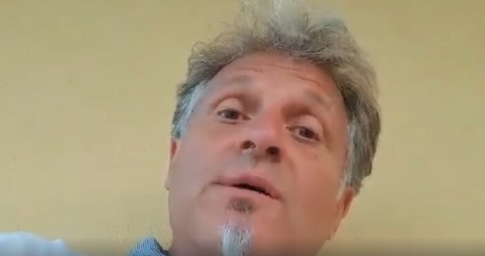 кадър: личен профил фейсбук Къци ВапцаровКъци Вапцаров се пусна във