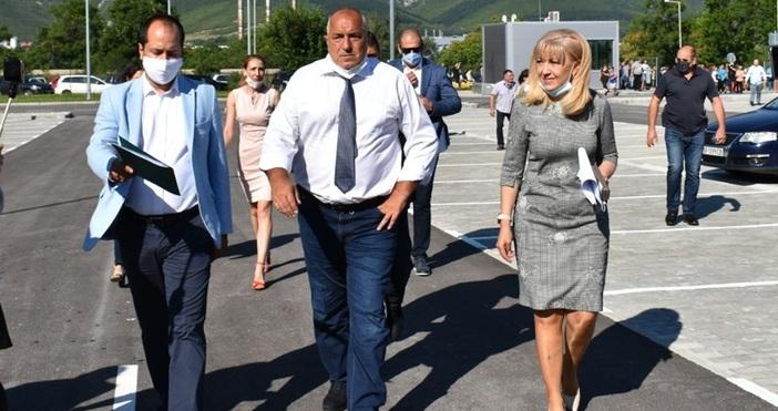 Кадър: Фейсбук БорисовТази седмица правителството ще отпусне средства за разшираве