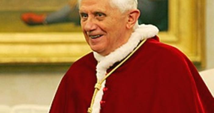 Снимка: уикипедияБенедикт XVI, който заемаше престола на Свети Петър във