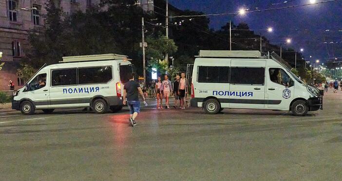 Снимки: БулфотоНедоволни граждани се събраха в центъра на столицата на