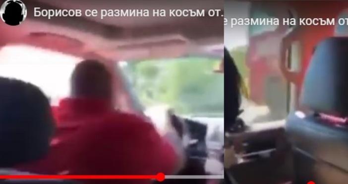 Кадър ФБ, Бойко БорисовПремиерът Бойко Борисов се размина на косъм