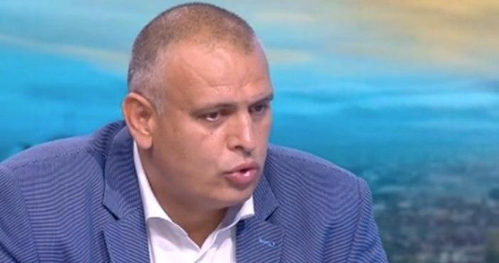 """кадърbTVПредседателят на Управителния съвет на Агенция """"Пътна инфраструктура"""" Георги Терзийски"""