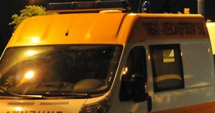 Нова твснимка: БулфотоИнцидентът е станал в село Горски горен ТръмбешПиян