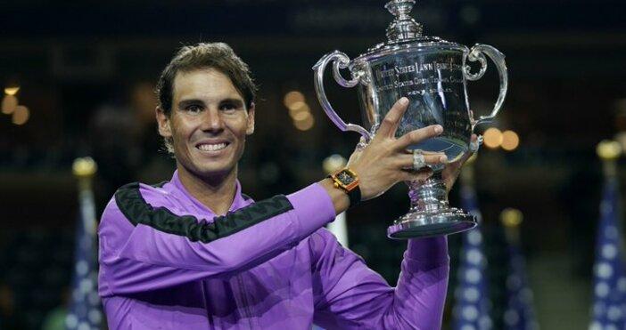 фото: ТуитърВ списъка за US Open все още е Григор