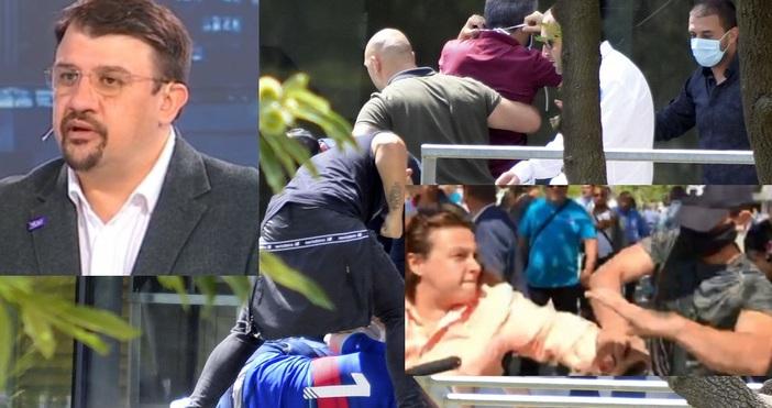 """Кадър Булфото и Свободна Европа""""Борисов беше с оставката в джоба"""