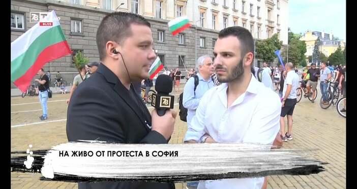 Валери Симеонов отдавна се изявява като говорител на Борисов, каза
