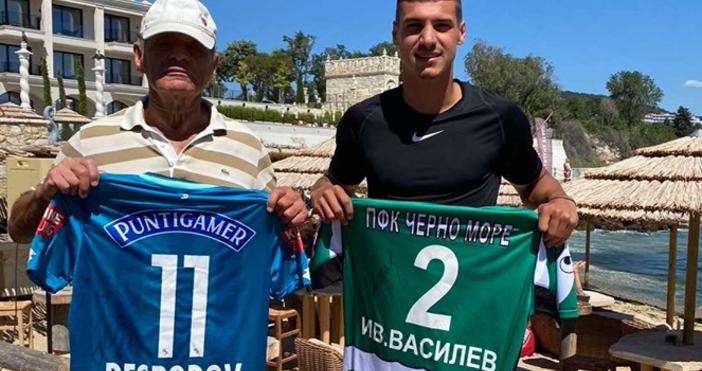 """Снимки: """"Петел""""Лятната почивка на Футболист №1 на България за 2018"""