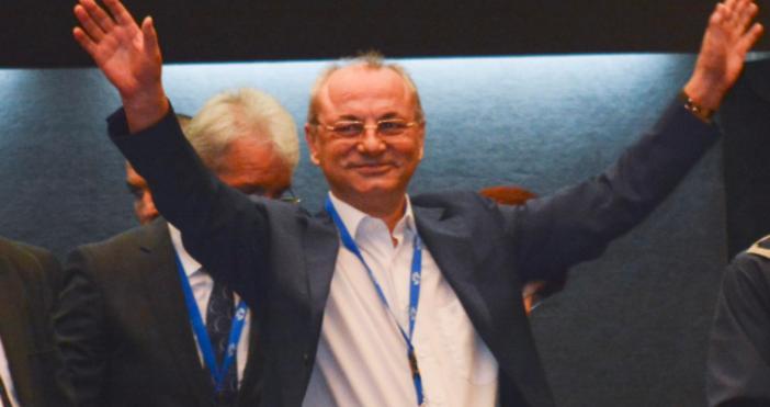 снимка БулфотоДПС припомни стара реч на почетния председател на партията