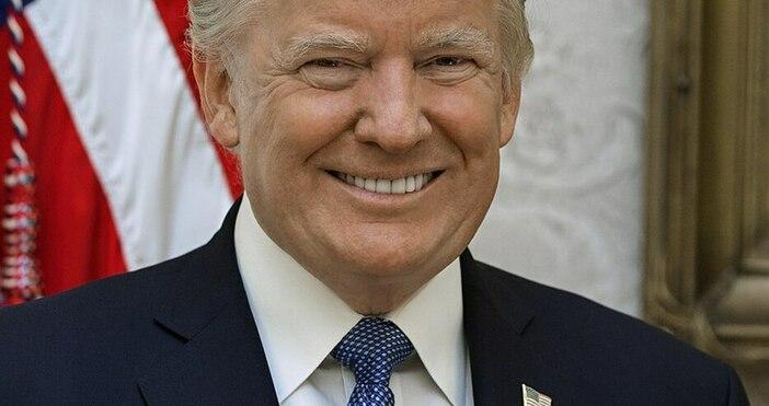 Снимка УикипедияДоналд Тръмп подписа указа срещу TikTok. Заповедта на президента
