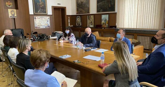 Прокуратура на Република БългарияГлавният прокурор на Република България Иван Гешев