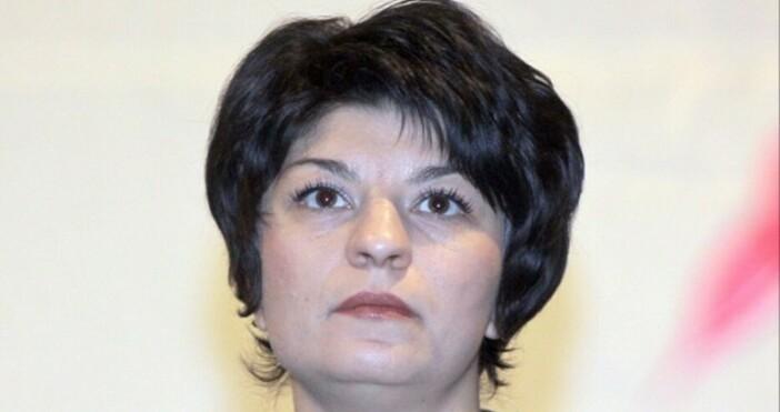Десислава Атанасова от ГЕРБ приветства разбиването на палатковите лагери на
