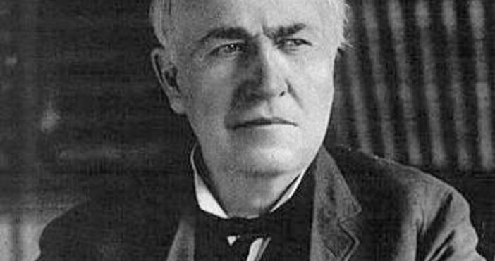 фото:Unknown author, УикипедияТомас Едисън патентова мимеографа. Машината се базира на
