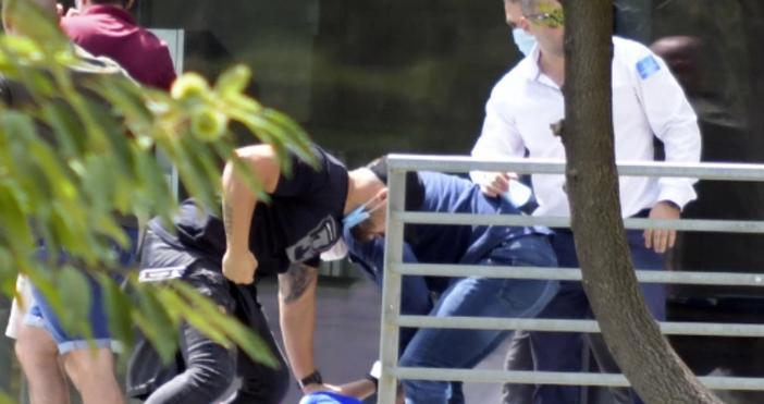 Снимка: БулфотоОсвободиха от ареста единия от двамата задържани за нападенията