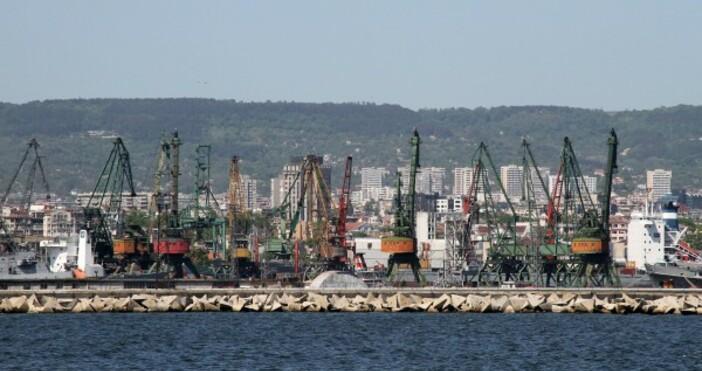 илюстрация Булфото50 моряци, завърнали се във Варна между 31 юли