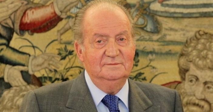 фото:Irekia УикипедияБившият крал на Испания Хуан Карлос е в столицата