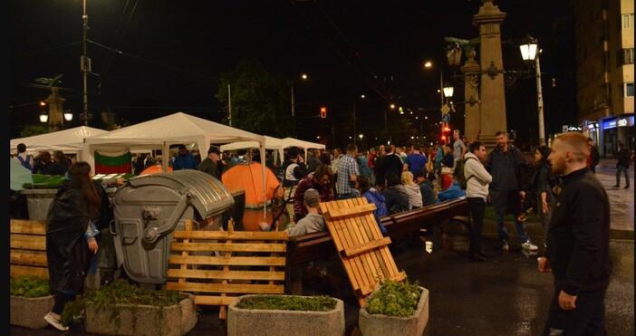 снимка: Булфотоfrognews.bgПоредно германско издание пише за случващото се в България.