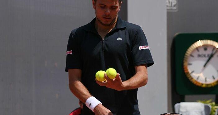 фото:Alvaro Gandara Astray, УикипедияШвейцарският тенисист Стан Вавринка заяви, че няма