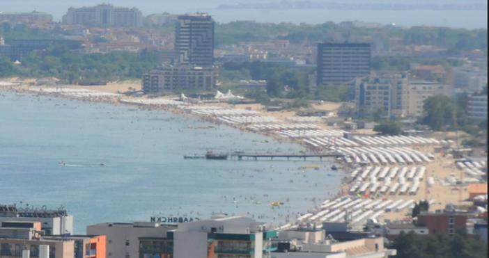снимка БулфотоПовечето хотели в Слънчев бряг ще затворят до 10