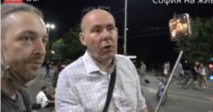фото и видео:Иво Божков (Yvo Bojkov), фейсбукИ тази вечер продължава