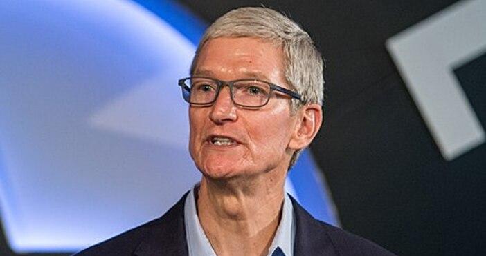 technews.bgфото:Austin Community College, УикипедияТим Кук, главният изпълнителен директор на Apple,