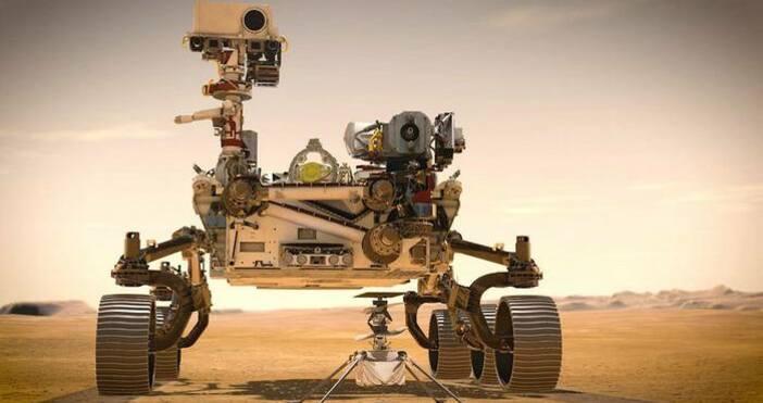 technews.bgфото:NASA/JPL-CaltechВ края на юли НАСА изстреля ракета към Марс, която
