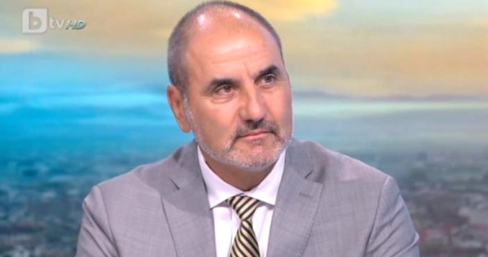 """Кадър: БТВ""""Изключително тежък е политическият живот в България. Има противопоставяния"""