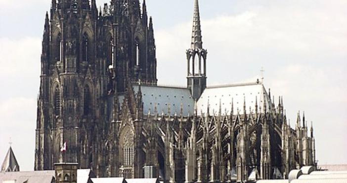 фото:FJK71, УикипедияКьолнската катедрала