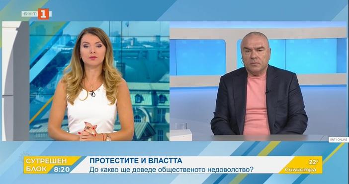 Веселин Марешки се изказа против блокирането на ключови кръстовища от