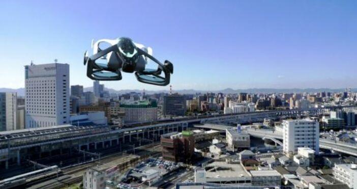 nauka.offnews.bgСнимка: SkyDriveЯпонското правителство инвестира средства в разработването на летящи автомобили