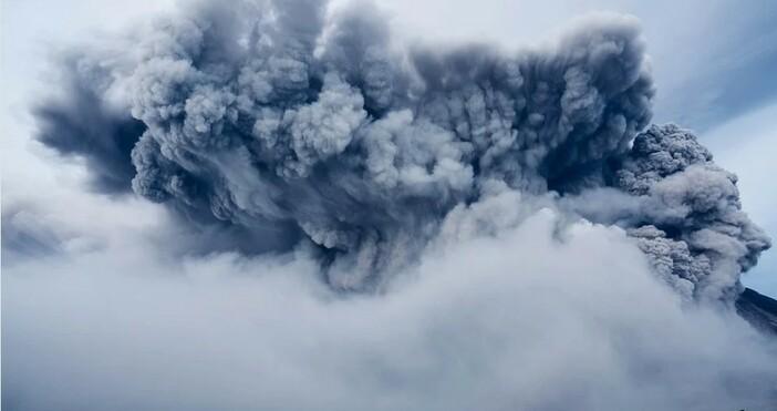 снимка: pixabayИталианският връх Етна, най-големият действащ вулкан в Европа, показа