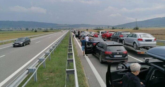 Източник и снимка:Bulgaria ON AIRКилометричнозадръстване на АМ