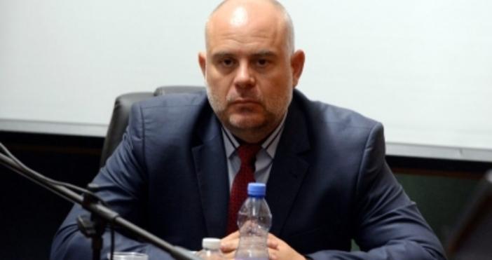 Снимкта: БулфотоГлавният прокурор Иван Гешев свиква днес събрание на прокурорския