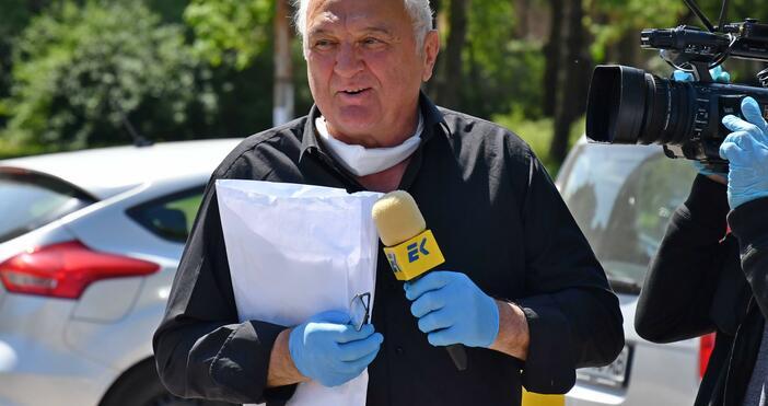 Снимка: БулфотоБългарин се оказа авторът на компромата срещу протеста, публикуван