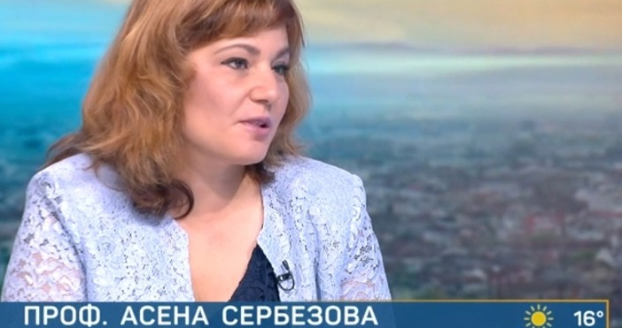 Редактор:e-mail:кадър bTVПредседателят на Българския фармацевтичен съюз (БФС) проф. Асена Сербезова