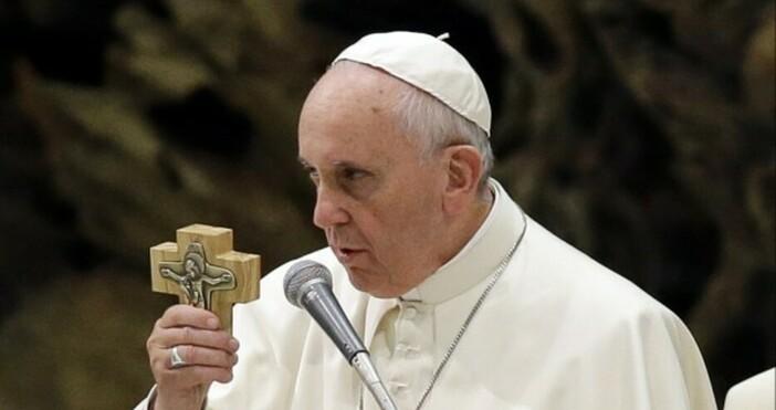 Снимка: Булфото, архивПапа Франциск призова политическите лидери да гарантират, че