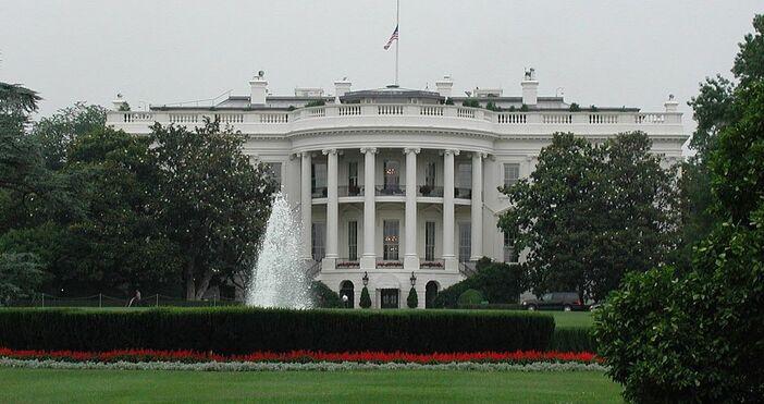 БНТфото:Washington D.C., White House, УикипедияАмериканските специални служби са задържани плик,