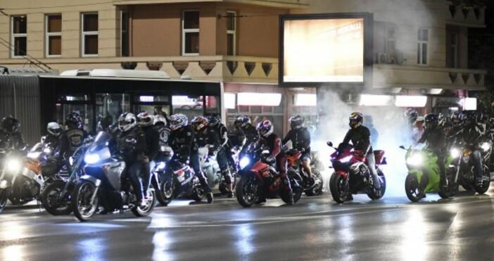 БулфотоЗа поредна година мотористите от София Райдърс организират инициативатапод надслов