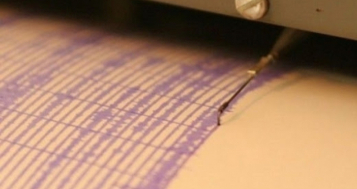 По данни на Европейско-средиземноморския сеизмологичен център трусът е бил на