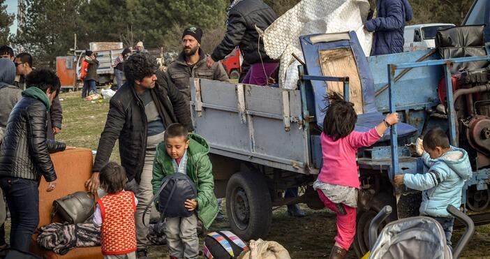 Снимка: БулфотоНетолерантността към имиграцията се е увеличила в световен мащаб