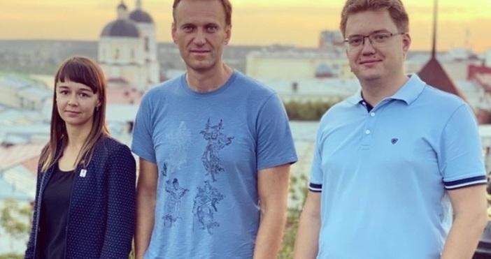 Снимка: Алексей Навални, фейсбукРуският опозиционен лидер Алексей Навални беше изписан