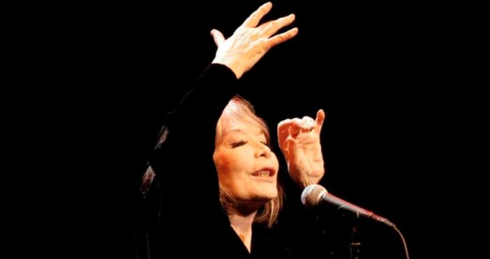 Снимка:, уикипедияИконата на френския шансон Жулиет Греко почина вчера на
