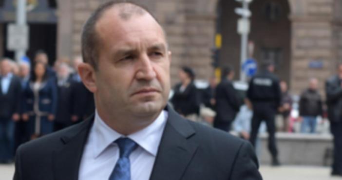 снимка БулфотоНа 25 септември, петък, държавният глава Румен Радев и
