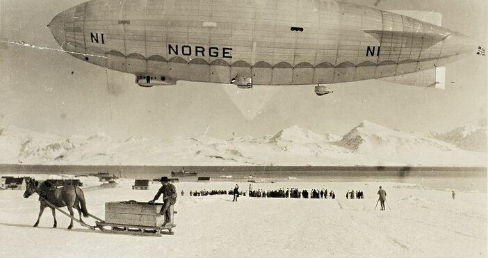 фото:, УикипедияФренският инженер и въздухоплавател Анри Жифар осъществява първия полет