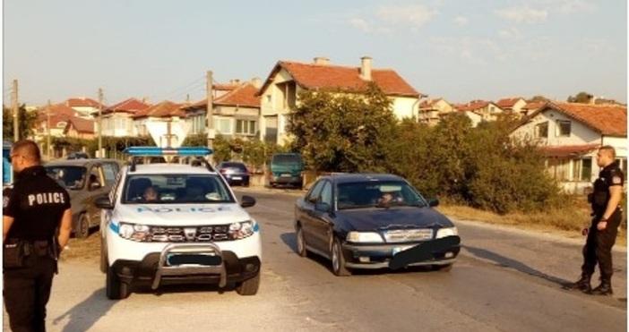 снимка: ОД МВР - ВарнаВ хода на специализирана полицейска операция