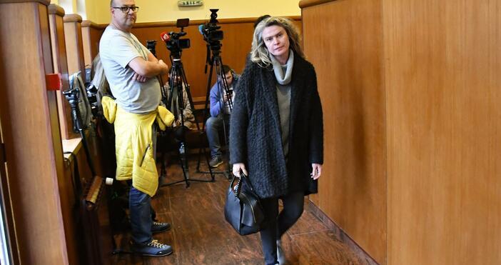 Снимка: БулфотоПрокуратурата ще повдигне второ обвинение на съпругата на бизнесмена