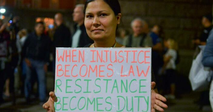 Снимка: Булфото, архивВ 80-и ден на антиправителствени протести виждаме може
