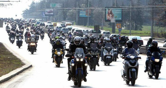 Снимка: БулфотоЗа пета поредна година мотоклубове от цялата страна ще