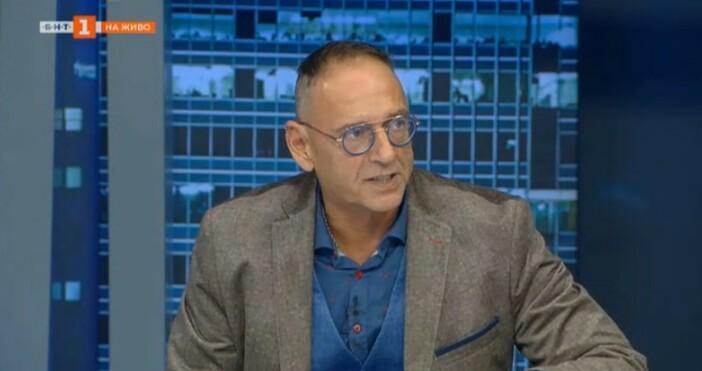 кадър: БНТИнтересен коментар за политическата обстановка в страната направиЛюбен Дилов