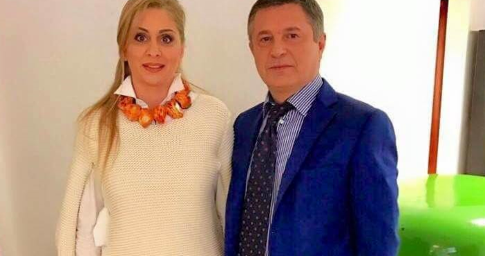 Източник и снимка: МиленаИванова, фейсбукЛюбиматажена на Милен Цветков - Милена